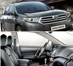 СМИ: «Славянка» купит 3 Ford Focus и 8 Toyota Highlander люкс