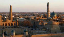 В Узбекистане одобрен генплан развитию города Хивы