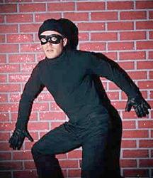 инкасатор ограбил женщину