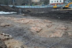 В Смоленске археологи нашли древнерусский храм XII века