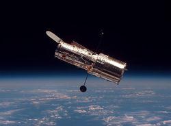 """Орбитальный телескоп """"Хаббл"""""""
