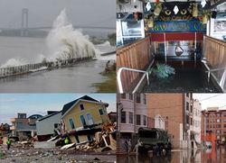 Свыше половины всего ущерба от «Сэнди» пришлось на Нью-Йорк