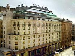 В Узбекистане появится еще один пятизвездочный отель