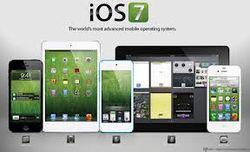 Apple представила улучшенную iOS 7