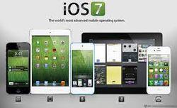 iOS 7 должна иметь новые функции