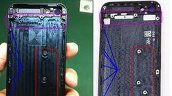 Первые фото iPhone 5S: 13-Мп камера и процессор A7