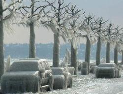 СМИ: до глобального похолодания осталось несколько лет