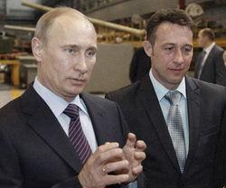 Игорь Рюрикович: от начальника цеха до полпреда президента