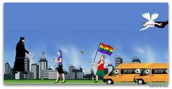 Хит Facebook – компьютерная игра «Убей гея табуреткой»