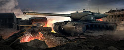 World of Tanks назван самым удачным проектом в истории
