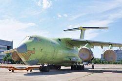 ВВС в ожидании пополнения: Ил-476 приступает к летным испытаниям
