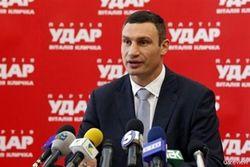 «УДАР» Виталия Кличко может вести сложную политическую игру - политологи