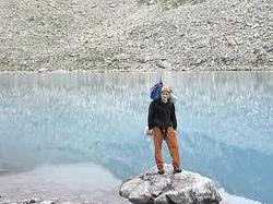 Туристы в Северной Осетии