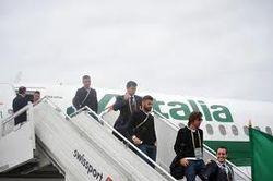 Сборные Испании и Италии уже в Киеве