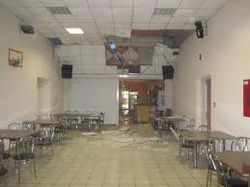 Обвал потолка