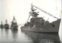 Каспийская флотилия