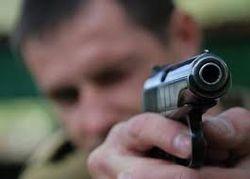 Житель СПБ получил огнестрельное ранение