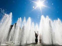 Рекордная жара в Украине
