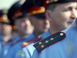 «Зачистка» аморальных сотрудников полиции