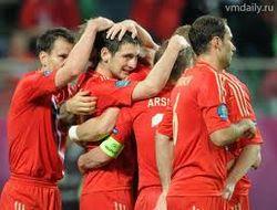 Сборная РФ по футболу