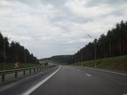 Многополосное шоссе