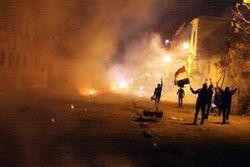 Футбольные фанаты в Египте устроили беспорядки, есть жертвы