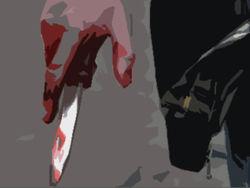 Иммигранты - таксисты-нелегалы договаривались в Москве на ножах