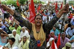 забастовка в Индии