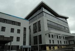 Международный инфоцентр Уиверсиады в Казани