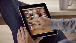 В 10 раз больше стало видеорекламы на iPad