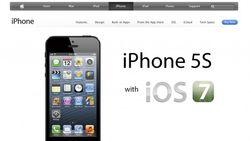 iPhone 5S будет обновлённая камера и процессор