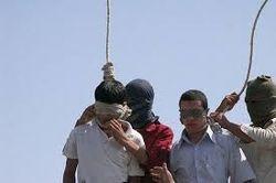В Иране повесили двух подозреваемых в шпионаже