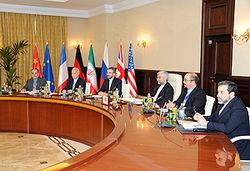 Переговоры в Алматы