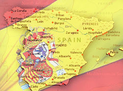 Испанским банкам дадут 100 млрд евро, но рейтинги им понизили