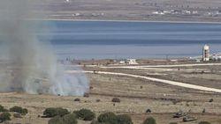 Израиль открыл предупредительный огонь по территории Сирии