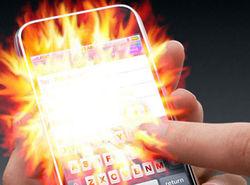 Из-за взрыва iPhone в Грозном пострадали люди