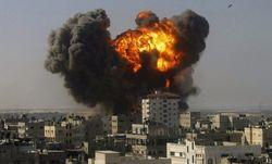 Израиль начал бомбить Египет