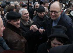 """Уроки: почему провалилось """"народное восстание от Яценюка"""" в Ужгороде"""