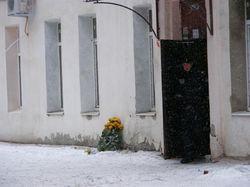 В Харькове у дома убитого судьи проводят следственный эксперимент