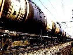 На экспорт российской нефти пошлина снижена на 8 долл.