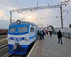 В Киеве могут отменить вечерние электрички - причины