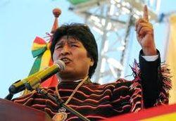 Президент Боливии подарит новому Папе римскому вино… из листьев коки