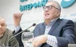 На Жириновского напали с квашеной капустой. Курьезы с политиками