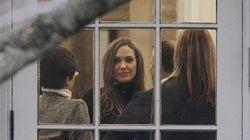 Анджелина Джоли в Белом доме