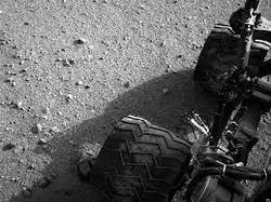 Кьюриосити взял пробу грунта Марса - ожидая ученых