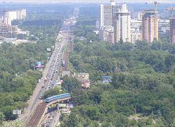 К строительству 12 станций киевского метро привлекут ВЭБ