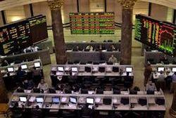Обвал индексов парализовал  работу Каирской биржи