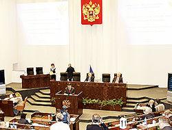 Каков размер дохода российских сенаторов?
