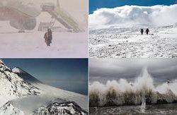 Камчатка: циклон, дрейф судна и пропавшие туристы