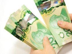 20-долларовая банкнота канадского доллара стала пластиковой